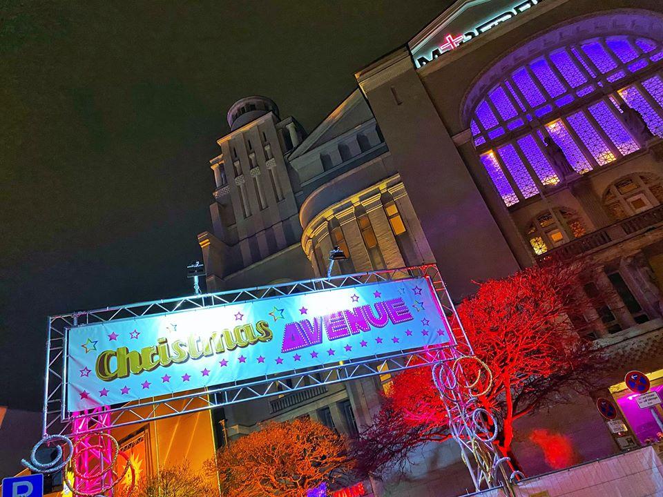 Weihnachtsmarkt Berlin Christmas Avenue
