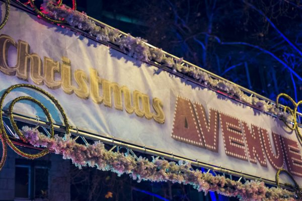 Christmas Avenue finden in Berlin